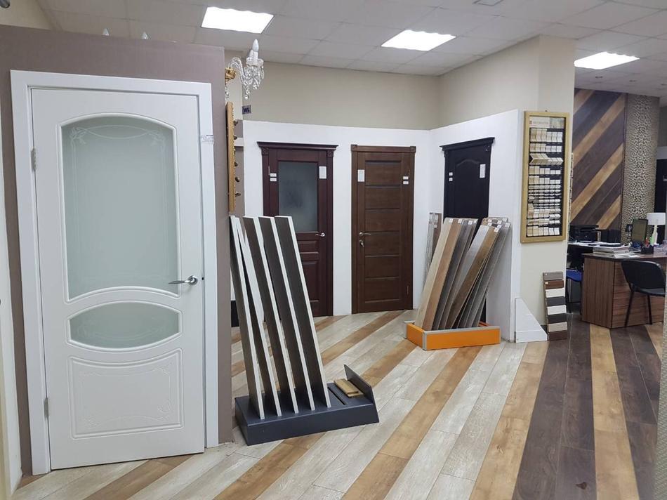 Двери и напольные покрытия